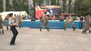 Dance Happy Victory Day!