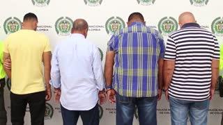 En Bucaramanga capturaron a hombres que se autorrobaban mercancía y realizaban falsa denuncia