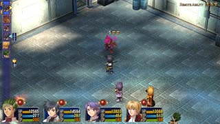 Trails in the Sky the 3rd Part 15 true party leader acquired