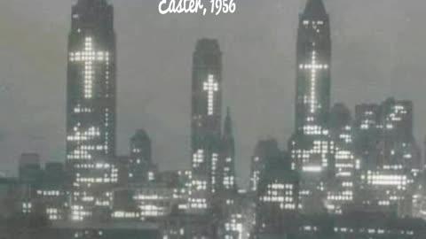 HE IS RISEN   NEW YORK CITY   EASTER 1956