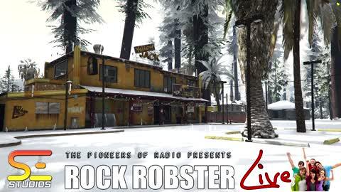 ROBSTER LIVE PODCAST - Episode #12