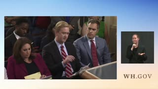 Psaki and Fox New's Peter Doocy spar over White House collusion with Big Tech