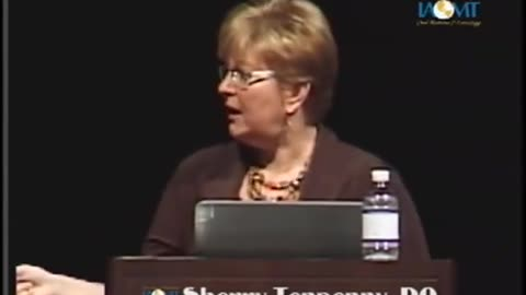 Sherry Tenpenny, DO: discusses disorders that come from iodine deficiency & how to treat them