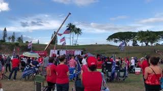 Trump Hawaii Rally