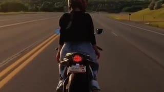 Moto beautiful