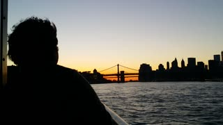 ferry - East River, New York City