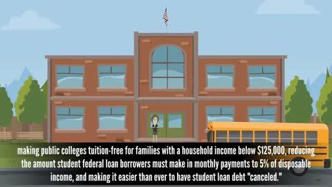 Biden's Student Loan GIVEAWAY