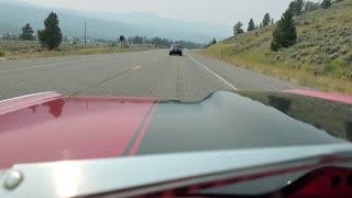 Teton Pass cruise
