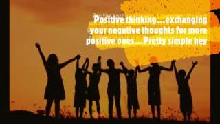 JoyFULL children and positive thinking
