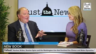 "John Solomon discusses his new book, ""Fallout,"" with Gina Loudon"
