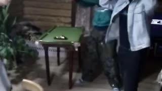 Funny russians dance