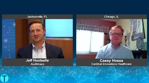 """Tech Talk USA"" with Casey Hossa from Cardinal Innovations Healthcare"