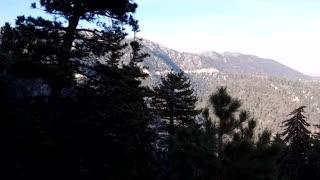 Wayside stop near Big Bear California