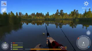 Russian Fishing 4 Bear lake 8 Kg Common Carp
