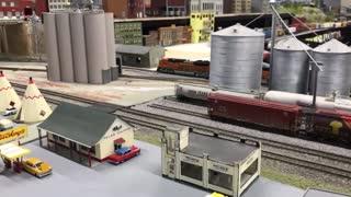 Texas north model railroad club