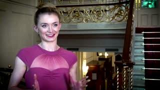Royal Ballet dancers prepare for re-opening