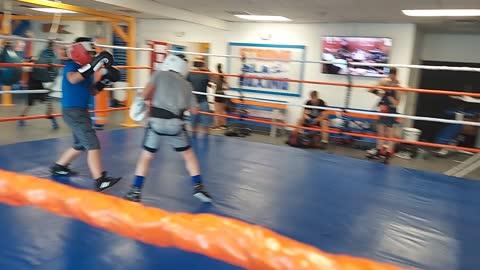 Joey vs Nick round 2. 8/5/21