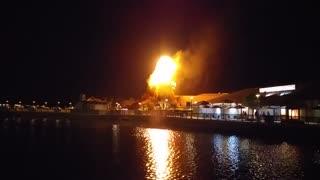 Fire Mountain @ Disney Springs