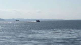 High-speed boat