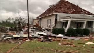 Tornados en Estados Unidos dejan 23 muertos
