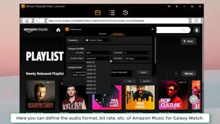 How to Play Amazon Music on Galaxy Watch