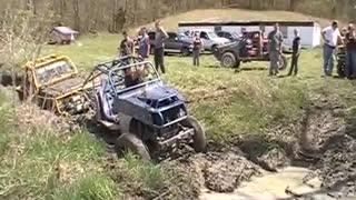 Scott and Kevin Stuck in a mudd hole! AllZukedup!