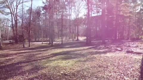 Drone shot film