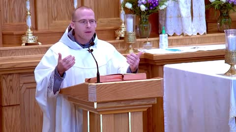 """The Most Important """"Labor"""" of All- Sep 06 - Homily - Fr Ignatius"""