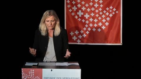 Referendum NON à la loi COVID - Conférence à voir absolument