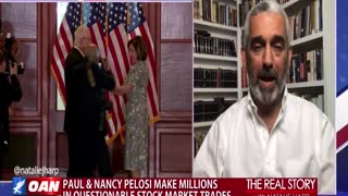 The Real Story - OAN Political Profiteering with Lee Smith