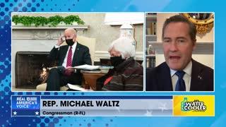 CONGRESSMAN MICHAEL WALTZ : U.S. SHOULD BOYCOTT 2022 BEIJING OLYMPICS