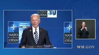 """Biden Makes Up an """"Old Saying"""" that Leaves Press Scratching Their Heads"""