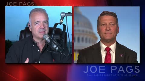 Former White House Doc Ronny Jackson: There Is Something Wrong with Joe Biden