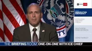 Mark Morgan announces deportation raid