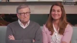 Bill € Melinda Gates - American psychpathics