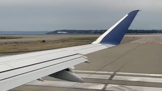 Take Off from SeaTac