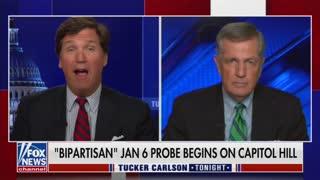 Tucker Carlson on Jan. 6 Committee
