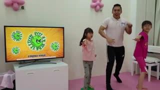 Corona virus songs for children