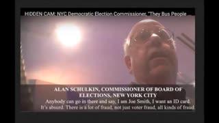 Arizona Whistleblower Voter Fraud 2020