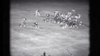 A Classic Rio Grande Valley Rivalry - September 26, 1975 - Donna Redskins 39 vs La Feria Lions 0