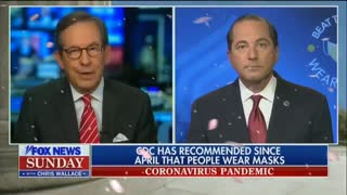Chris wallace, Democrat in charge