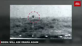 Leaked US Navy video shows suspect UFO | Viral