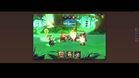 [GAMEPLAY] Hero Wars Web Intro
