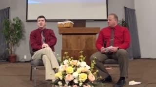 Kootenai Church Conference with Dr. Jason Lisle Session 8: Q&A