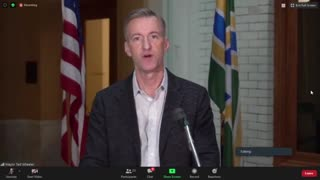 Portland's Mayor Makes Hilarious Admission About Antifa