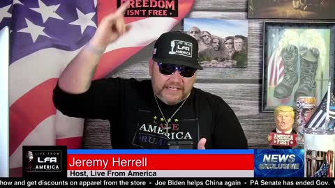 Live From America - 6/10/21 5pm Thursday evening