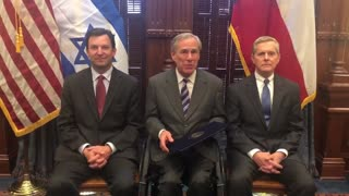Texas Governor Abbott Calls Gab An Anti-Semitic Platform