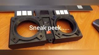 Sneak Peek Of Handmade Radio Controller