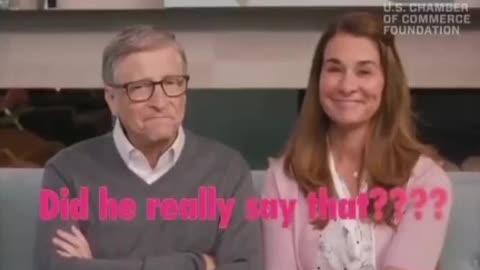 Bill Gates short psychogram