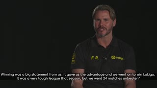 Real Madrid hero Fernando Redondo on why facing Barcelona is alway special